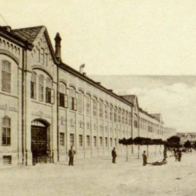 Gruneberg factory